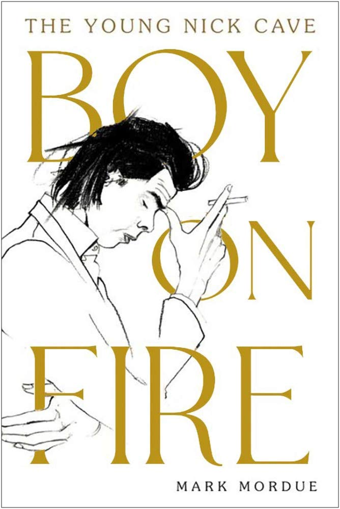 Nick Cave - Boy On Fire book