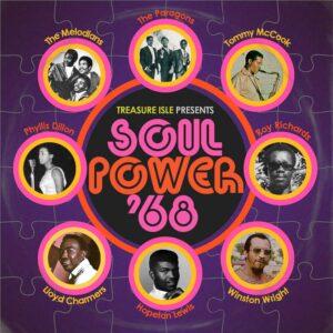 Various Artists: Soul Power '68 – album review