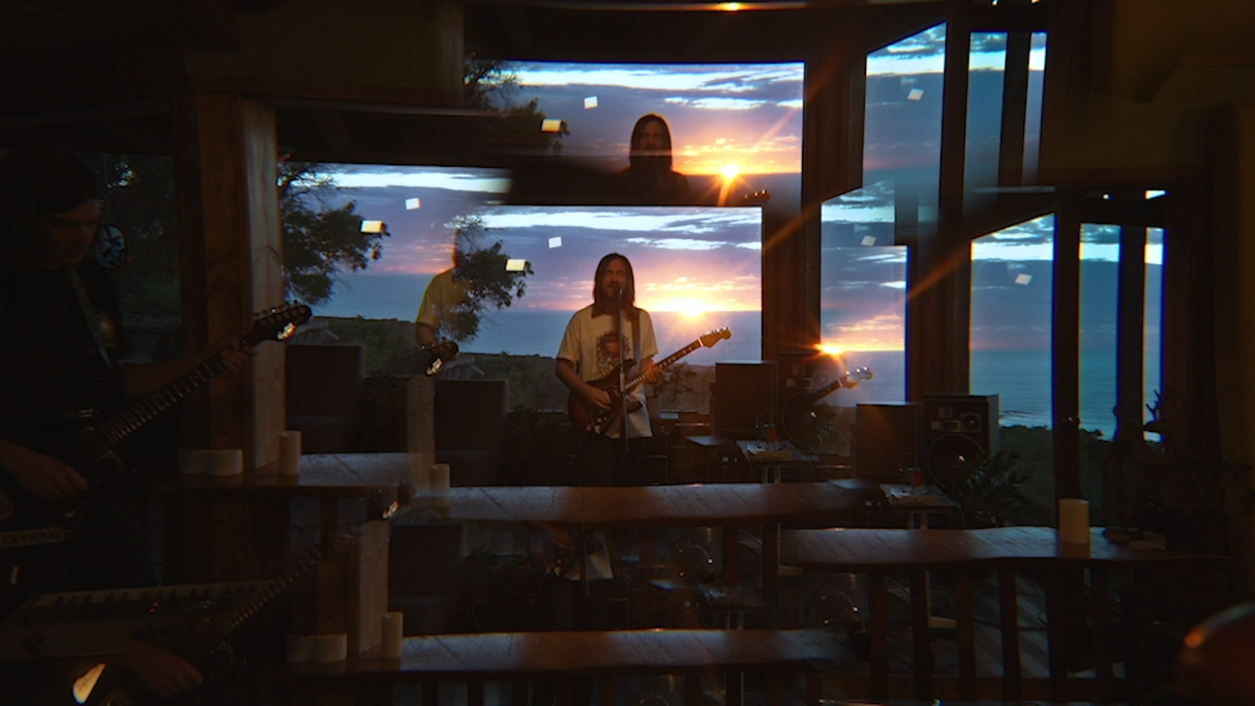 Tame Impala – InnerSpeaker Live From Wave House: live review