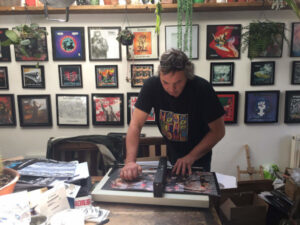 Gary folds album