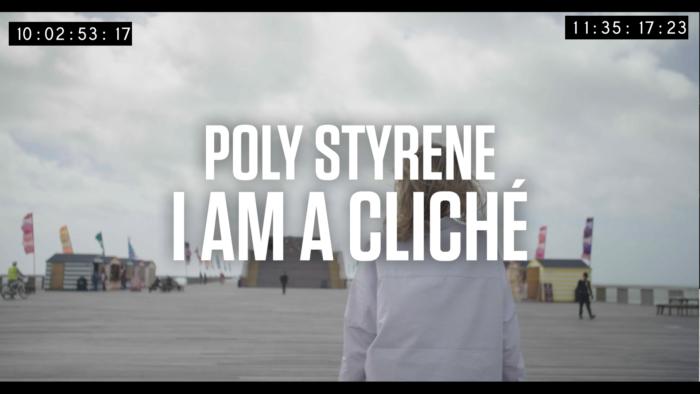 Poly Styrene I am a Cliche 1