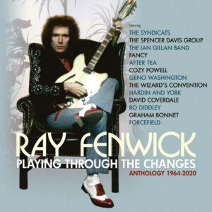 Ray Fenwick: Playing Through The Changes – album review