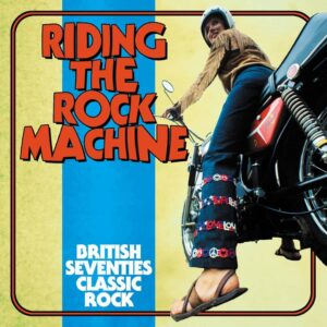 Various – Riding The Rock Machine – album review