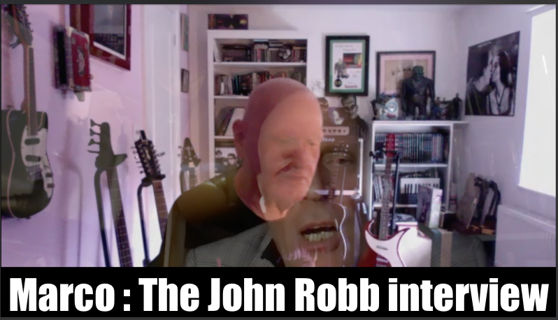 Marco : The John Robb interview