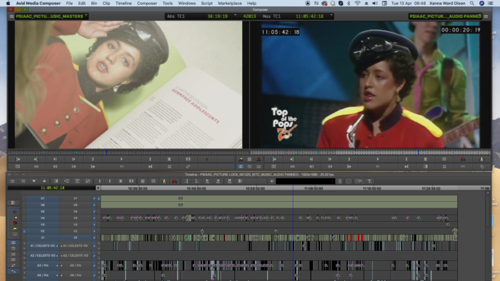 Editing a Poly Styrene Picture: An Interview with Xanna Ward Dixon