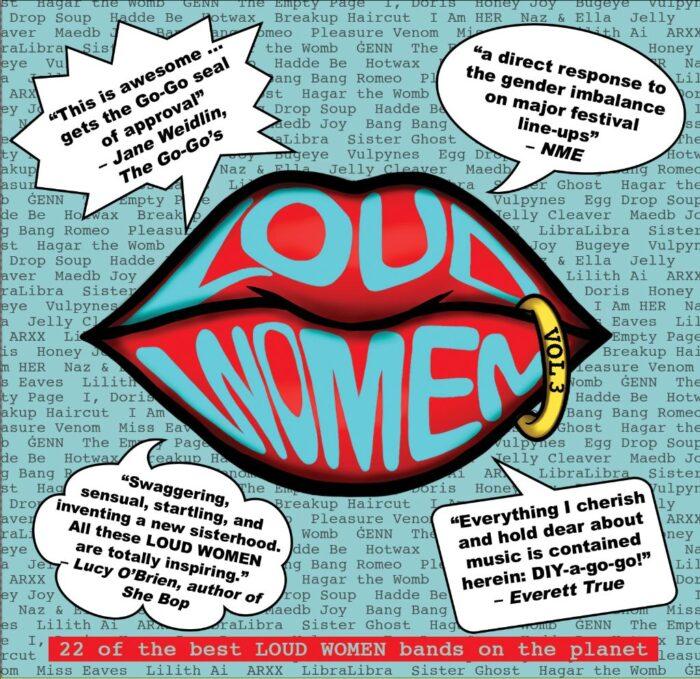 LOUD WOMEN Volume 3