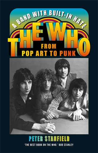 The Who book 2021