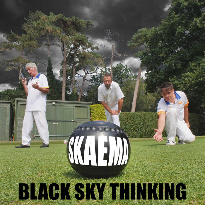 SKAEMA: Black Sky Thinking – album review and interview