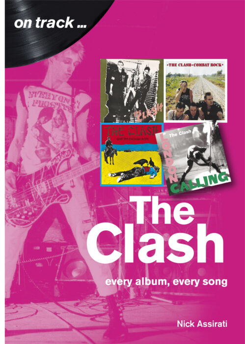 on track - The Clash