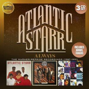 Atlantic Starr: Always The Warner/Reprise Recordings – album review