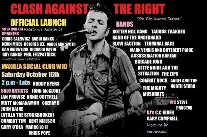 Clash Against Right
