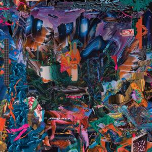 Cavalcade cover by David Rudnick