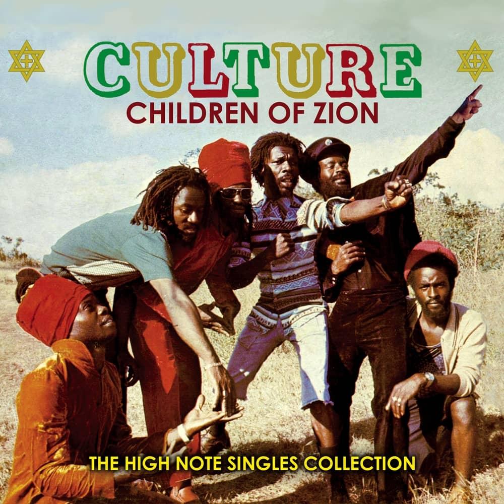 Culture – Children Of Zion – album review