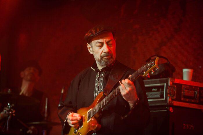 Nick Page (Transglobal Underground) : Obituary