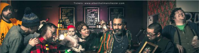 Honeyfeet: Manchester Albert Hall – live review