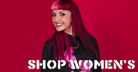 Shop Women's Louder Than War Clothing