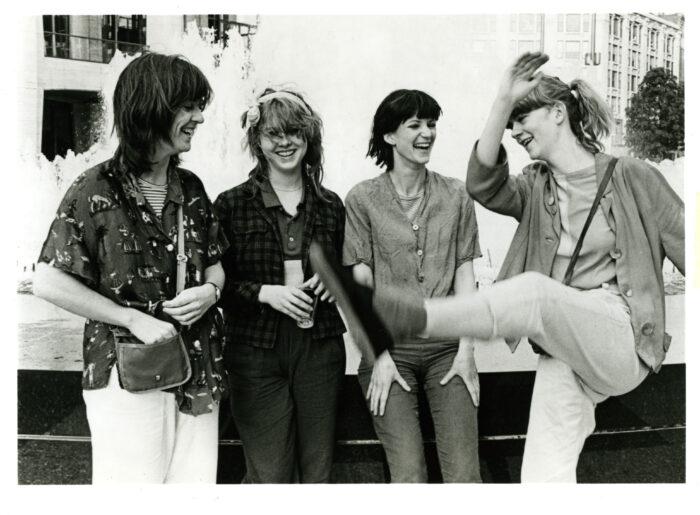 The Raincoats_Andy Freeberg1980