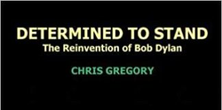 Bob Dylan - determined book