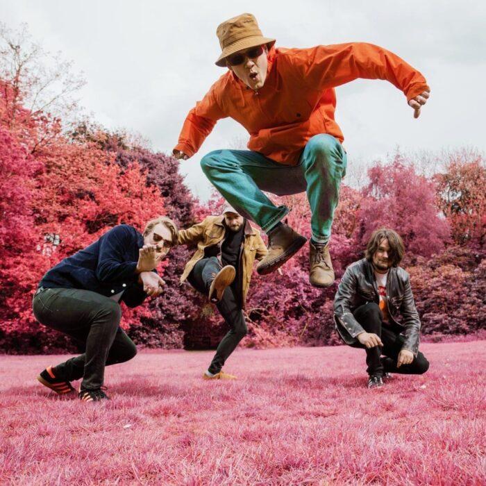 New band! Afflecks Palace : 'revisit classic Manc baggydelia for the 21st century'
