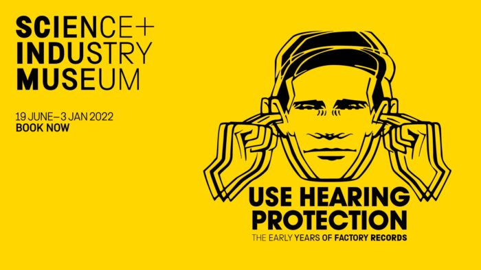 Manchester museum launches Factory Records exhibition.