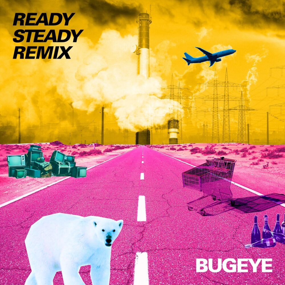 Bugeye: Ready Steady Remix – album preview in support of The Magpie Project