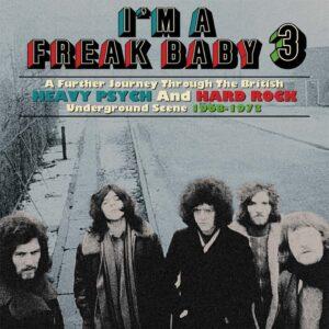 Various Artists – I'm A Freak Baby 3 – album review