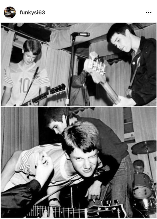 New photos of the Stone Roses first band, The Patrol, emerge