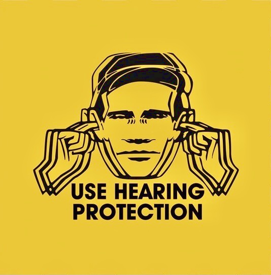 Use hearing protection factory SIM