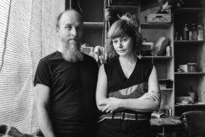 In Conversation with Aidan Baker and Leah Buckareff (Nadja)