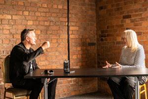 Nigel & Jan - Use Hearing Protection