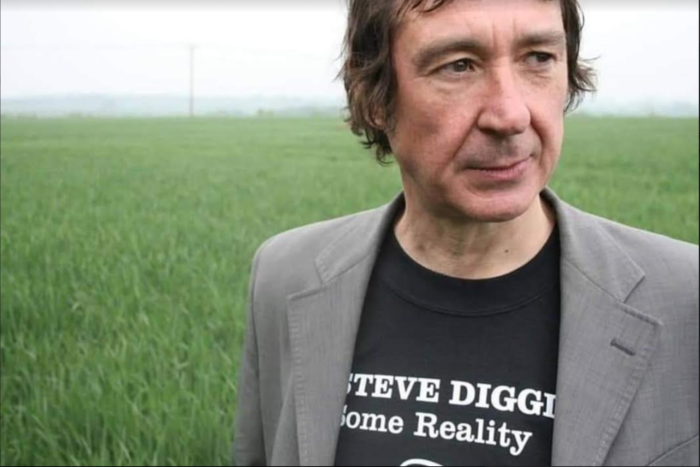 Steve Diggle : the lost interview! in depth from the archives