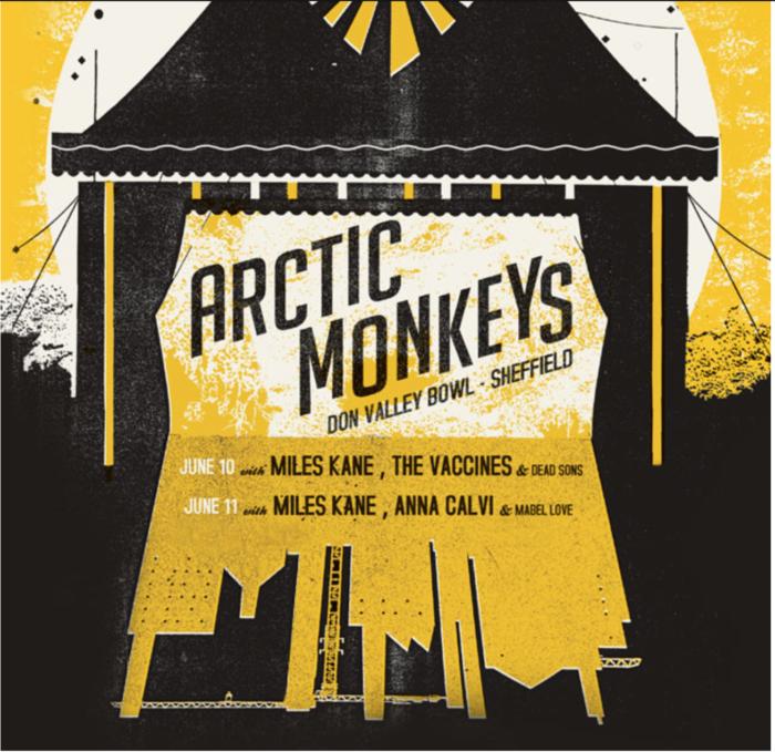 Arctic Monkeys' Matt Helders Interview – Don Valley Bowl – June 2011
