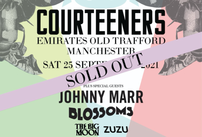 Courteeners sell out 50 000 capacity Manchester show in one hour