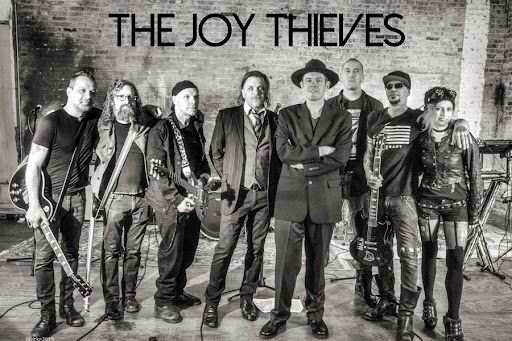 Check this! The Joy Thieves 'outrageous industrial power from Chicago'