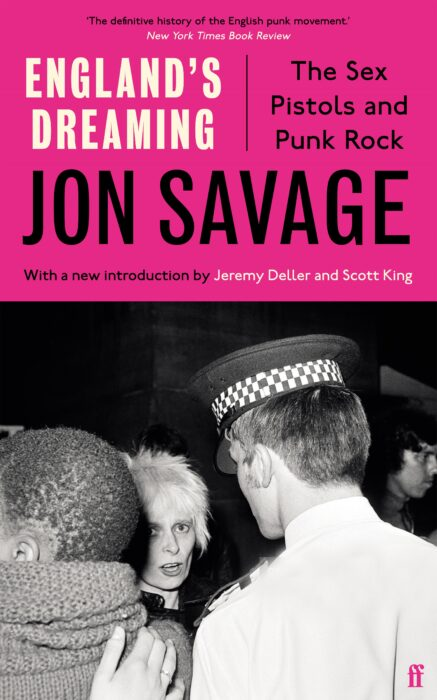 Jon Savage: England's Dreaming. The Sex Pistols and Punk Rock – interview