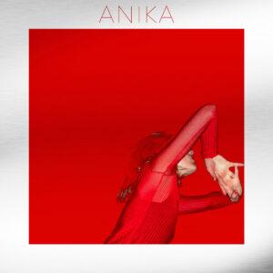Anika Change ALBUM COVER
