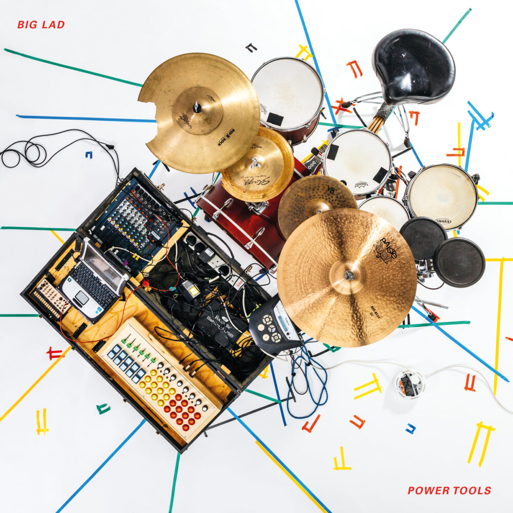 Watch This! Big Lad announce new album, Power Tools, with new video