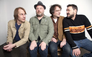 In conversation with Mark Arm ( Mudhoney )