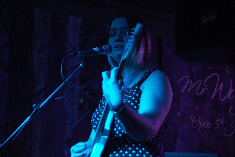 Clean Cut Kid: Mr Wolf's, Bristol – live review