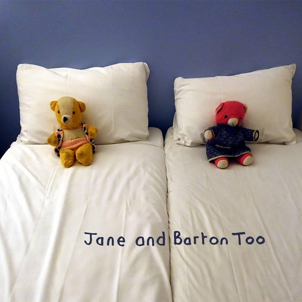 Jane And Barton: Too – album review