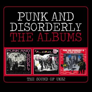 Various: Punk & Disorderly The Albums – boxset reviewed