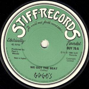 We Got the Beat Go-Go's Stiff
