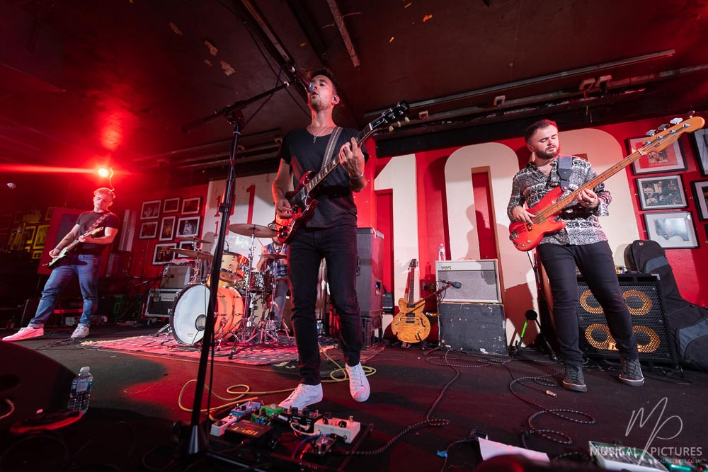 Rainbreakers: 100 Club,  London – live review