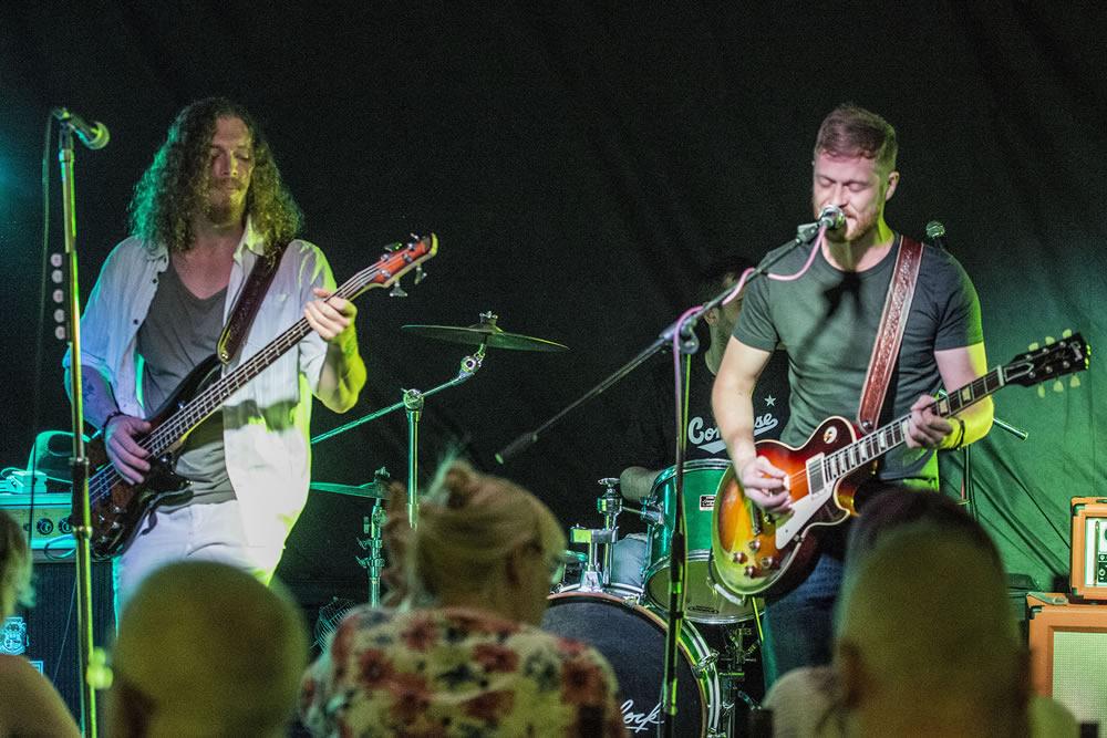 TG Lee & The Rago Band - Charlotte Wellings©