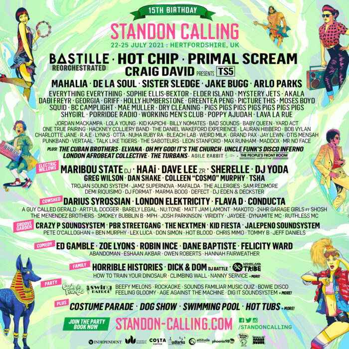 Standon Calling 2021 – festival preview