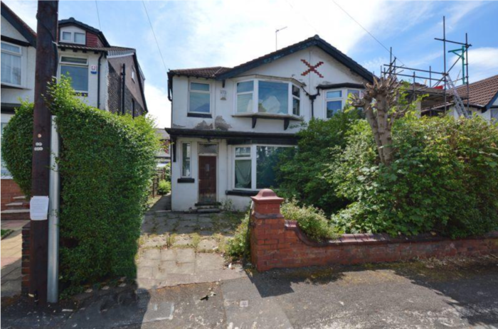 Mark E Smith old house is up for sale