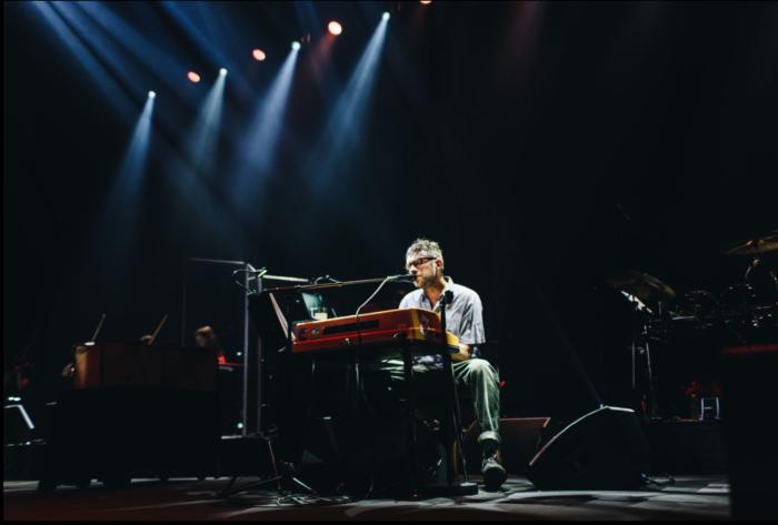 Damon Albarn :Manchester International Festival : July 2021 : live review