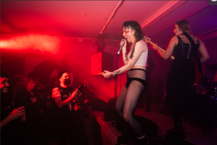 Bob Vylan, Witch Fever: Manchester – live review