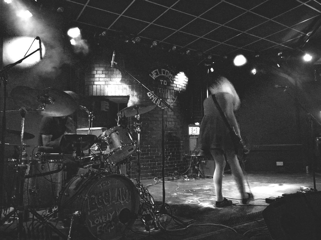 The Lovely Eggs: Brudenell Social Club, Leeds – live review