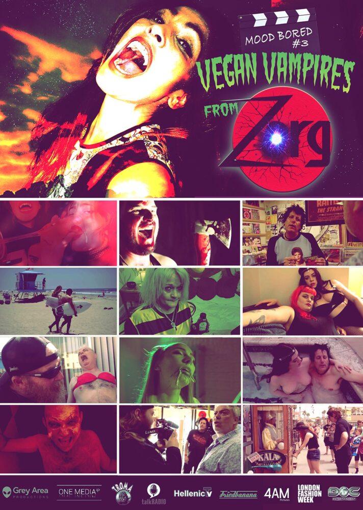 Vegan Vampies From Zorg - Mike Bennett